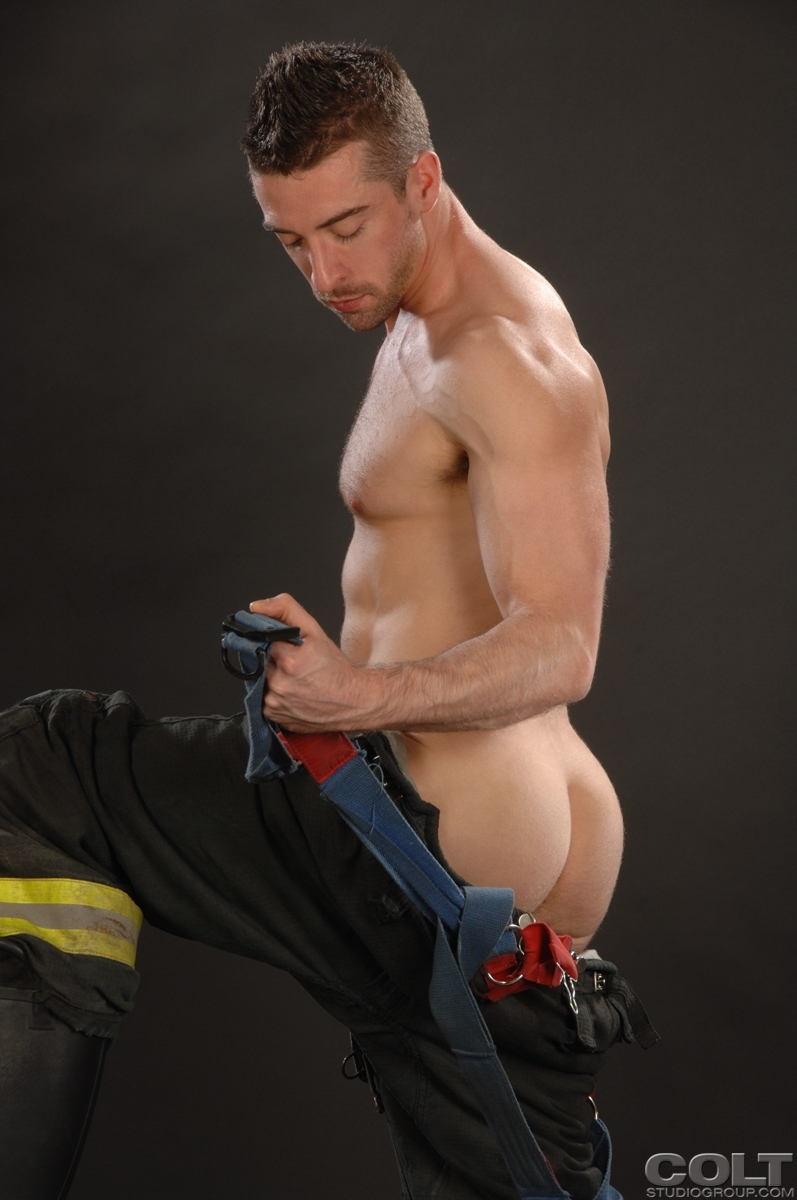 Pics nude firefighters